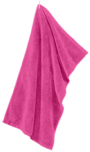 Breast Cancer Microfiber Golf Towel