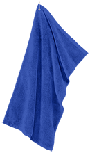 Freeport Catholic Elementary School Blue Jays Microfiber Golf Towel