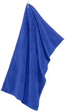 Academy Of Holy Angels Stars Microfiber Golf Towel