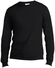 Aids Research Long Sleeve Made in the US T-Shirt