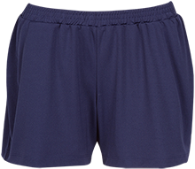 Bowdle High School Bobcats Ladies Performance Short
