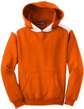 Ephrata High School Tigers Youth Colorblock Hooded Pullovers
