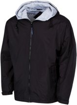 North Buncombe Middle School Hawks Youth Embroidered Windbreaker
