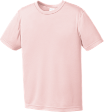 Dubuque, Univ. of School Youth Moisture-Wicking Shirt