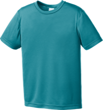 Lake Whitney Elementary School Dolphins Youth Moisture-Wicking Shirt