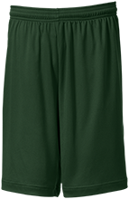Eureka High School Vandals Youth Athletic Short