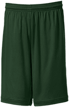 Bishop Machebeuf Buffalos Youth Athletic Short