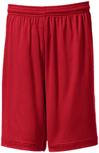 Pixie School School Houses Youth Athletic Short