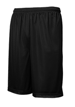 Buffalo County District 16 School Black Panthers Create Your Own Youth Mesh Shorts