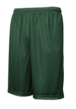 Eureka High School Vandals Create Your Own Youth Mesh Shorts