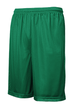 Blessed Sacrament School Shamrocks Create Your Own Youth Mesh Shorts