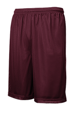 Millis High School Mohawks Create Your Own Youth Mesh Shorts