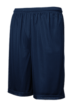 The College of New Jersey Lions Create Your Own Youth Mesh Shorts