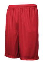 Hoboken High School Red Wings Create Your Own Youth Mesh Shorts