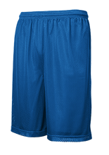 Meadowmere Elementary School Meadowlarks Create Your Own Youth Mesh Shorts