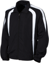 North Buncombe Middle School Hawks Youth Colorblock Jacket