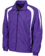 Heuvelton Central School Bulldogs Youth Colorblock Jacket