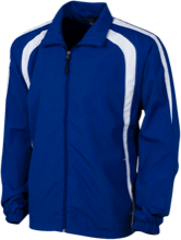Lenwood Elementary School Mustangs Youth Colorblock Jacket