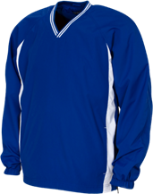 Newburg Middle School Tigers Youth Tipped V-Neck Wind Shirt