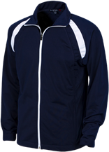 Owosso Junior High School Trojans Youth Warm Up Jacket