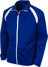 Duchesne Elementary School Dolphins Youth Warm Up Jacket