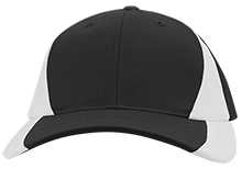 Coe College School Youth Mid-Profile Colorblock Cap
