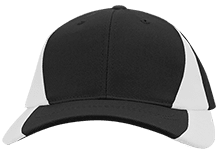 DESIGN YOURS Youth Mid-Profile Colorblock Cap