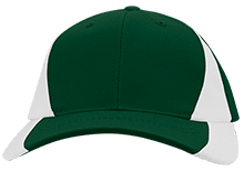 St. Francis Indians Football Youth Mid-Profile Colorblock Cap