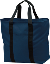 Genoa Middle School Cogwheels All Purpose Tote Bag