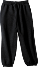 Bassick High School Lions Youth Fleece Pants