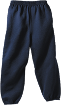 Glen Avenue Elementary School Indian Warriors Youth Fleece Pants