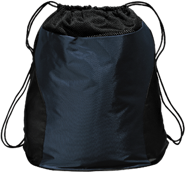 Holm Elementary School Blue Dolphins 2-Tone Cinch Pack
